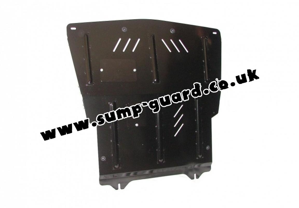 steel sump guard for renault master 2. Black Bedroom Furniture Sets. Home Design Ideas