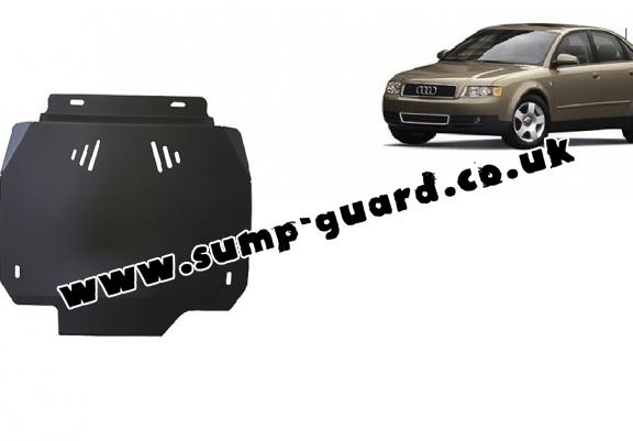 Steel automatic gearbox guard forAudi A4  B6