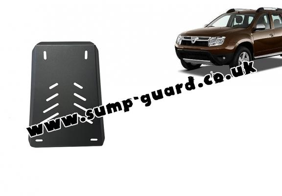 Steel diferential guard for Dacia Duster 4x4