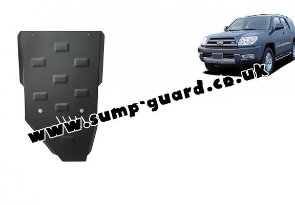 Steel gearbox guard for Toyota 4Runner
