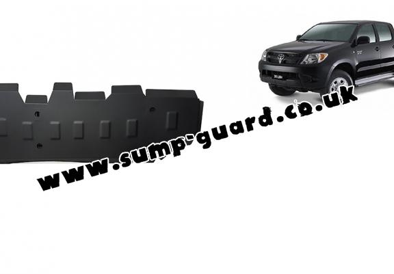 Steel fuel tank guard  for Toyota Hilux