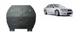 Steel sump guard for Volvo S60
