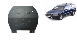 Steel sump guard for Volvo XC70 Cross Country