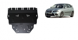 Steel sump guard for Seat Ibiza Diesel