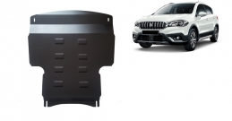 Steel sump guard for Suzuki SX4
