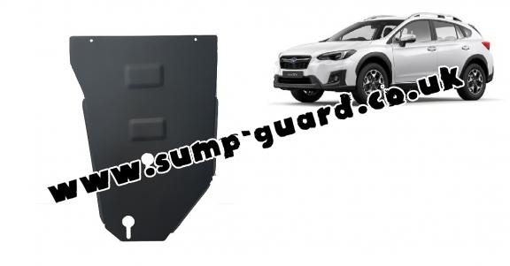Steel gearbox guard Subaru XV