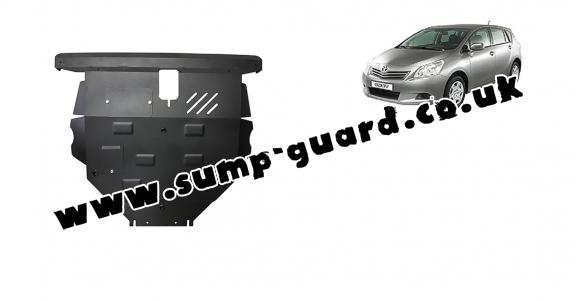 Steel sump guard for Toyota Corolla Verso