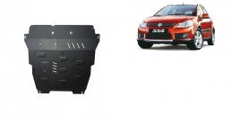 Steel sump guard for Suzuki SX 4