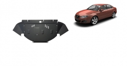 Steel sump guard for Seat Exeo
