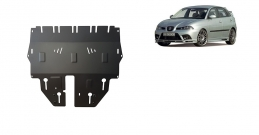 Steel sump guard for Seat Ibiza Petrol