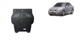 Steel sump guard for Seat Toledo 2