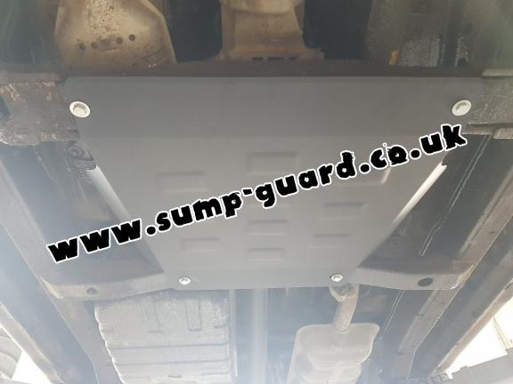 Steel gearbox guard for Kia Sorento