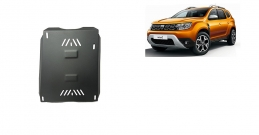 Steel fuel tank guard  for Dacia Duster