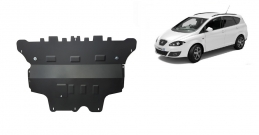 Steel sump guard for Seat Altea - automatic gearbox