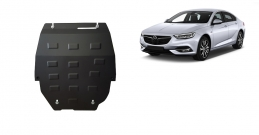 Steel sump guard for Vauxhall Insignia B
