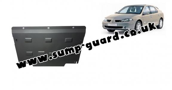 Steel sump guard for Renault Laguna 2