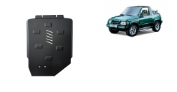 Steel gearbox guard for Suzuki Vitara