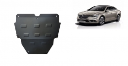 Steel sump guard for  Renault Talisman