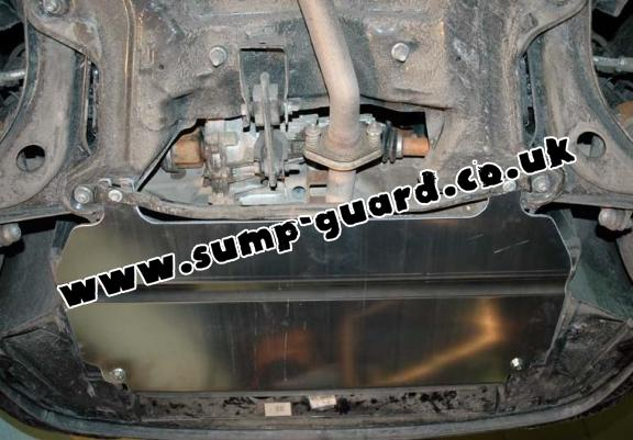 Steel sump guard for Citroen C2