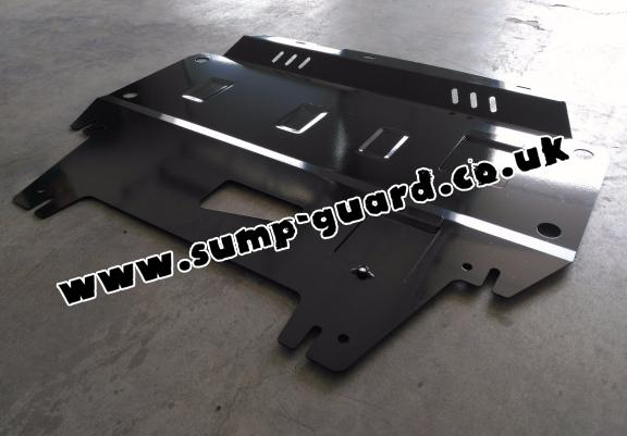 Steel sump guard for Hyundai Elantra 1