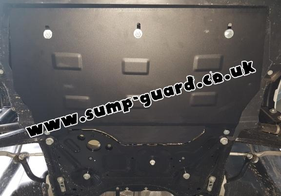 Steel sump guard for Citroen Dispatch Panel Van