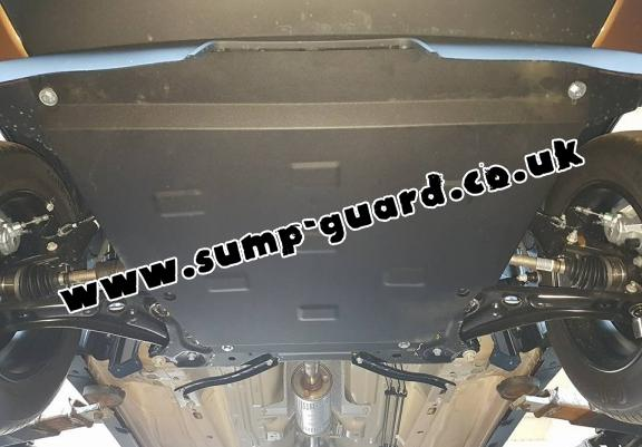 Steel sump guard Ford EcoSport