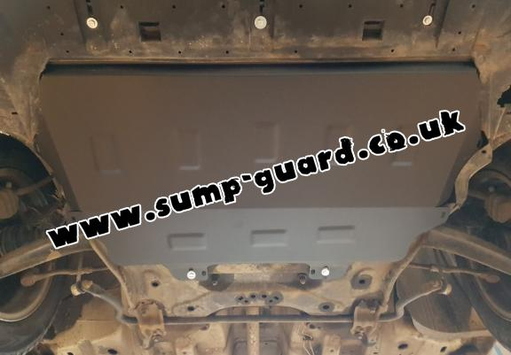 Steel sump guard for Citroen C4 Picasso