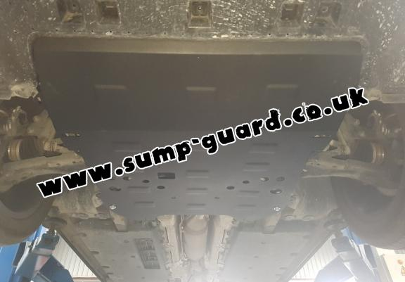 Steel sump guard for Citroen DS7 Crossback
